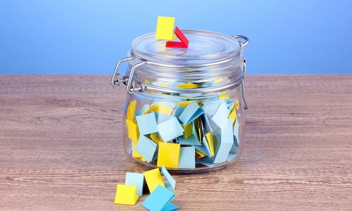Jar of ten